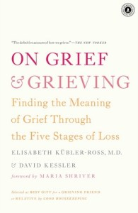 On Grief and Grieving cover