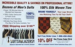 Suits Blazers Ties
