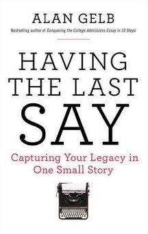 Having the Last Say cover