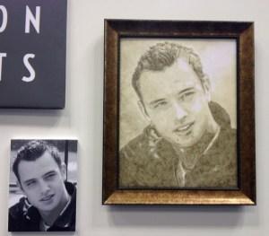 Donnie Roberts Cremation Portrait