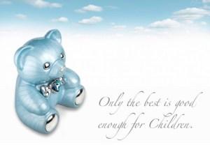LoveUrns Teddy Bear