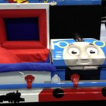 Thomas the Tank Casket