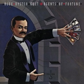 Blue Oyster Cult Agents of Fortune cover