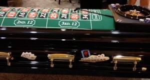 Trey Ganem Casino Casket