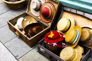 Yard Sale Hats