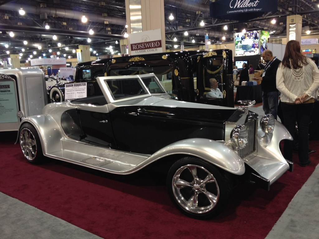 Baron Roadster from Rosewood Classic Coach