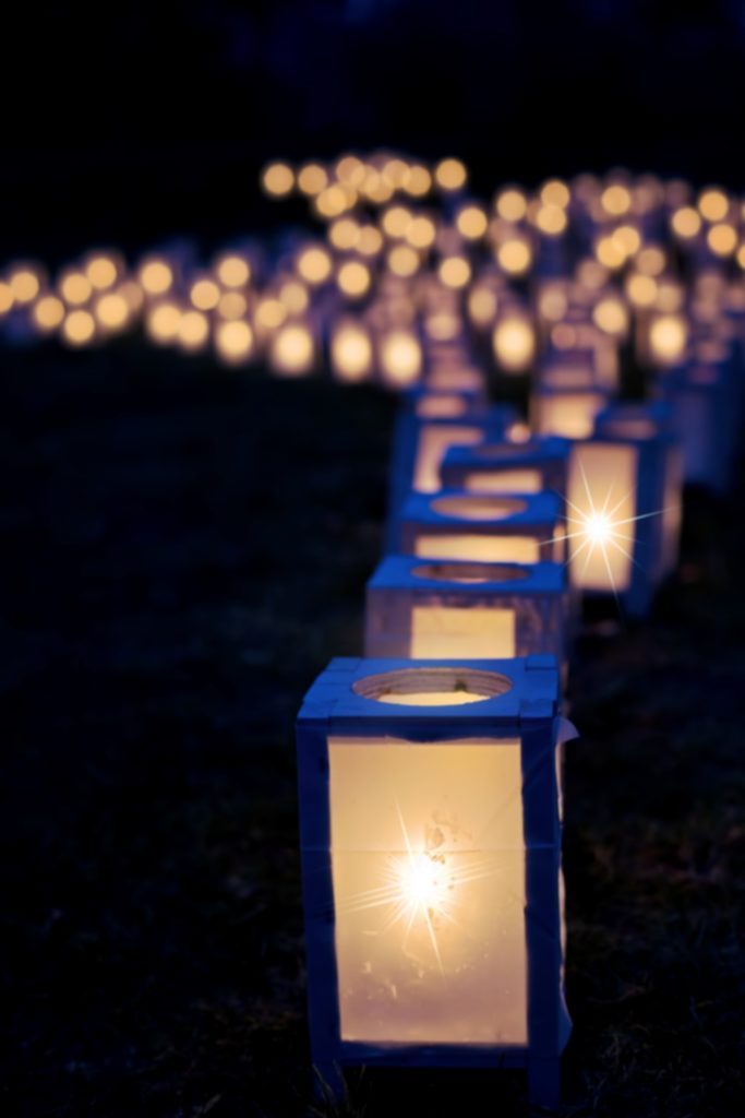 How To Keep Memories Alive With Christmas Luminaria A