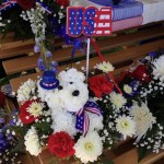 USA Flower Arrangement