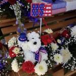 USA Flower Arrangement