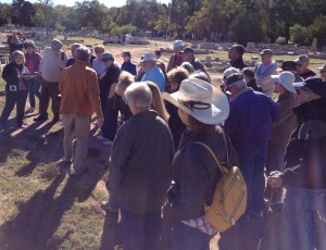 Historic Fairview Cemetery Tour