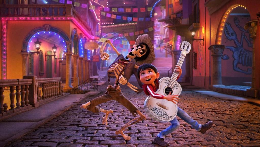 Coco from Pixar, Disney