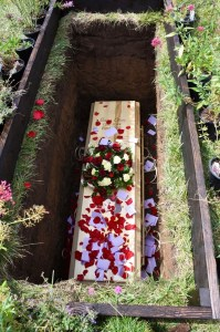 Green Burial at Seven Stones