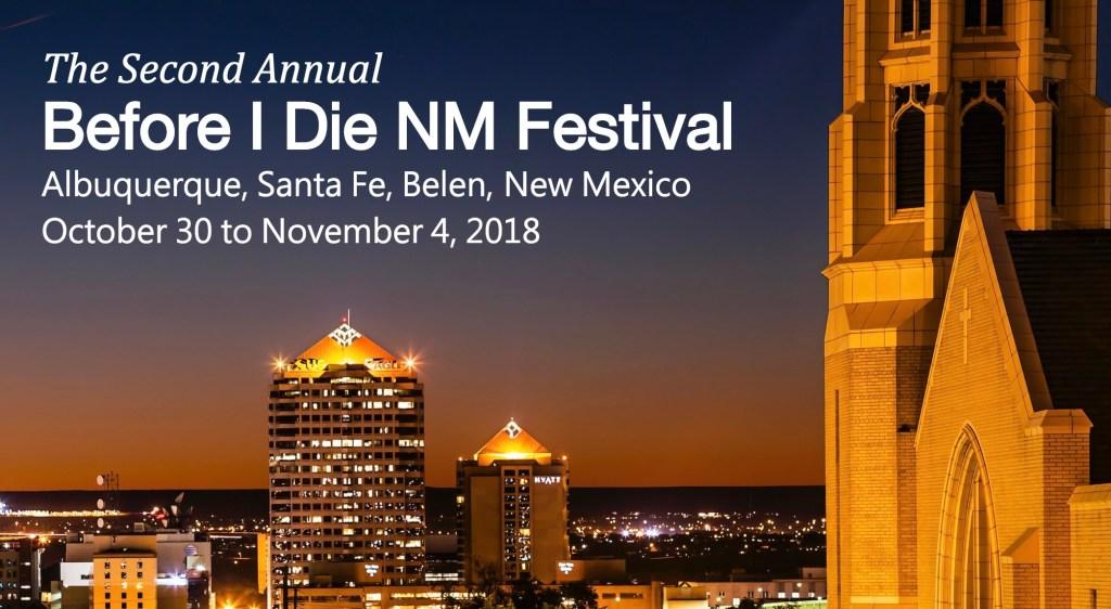 Before I Die NM Banner