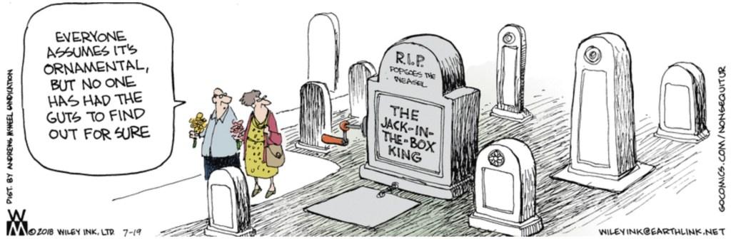 Non Sequitur Jack in the Box
