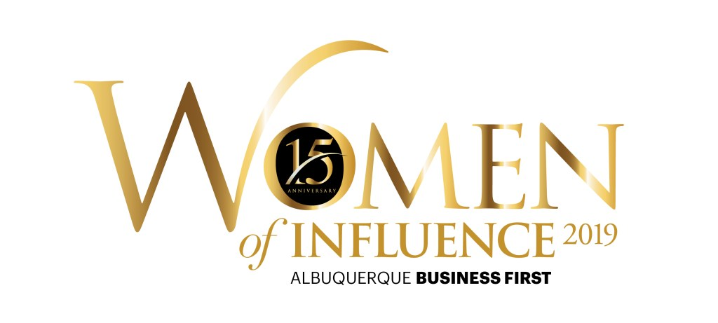 2019 Women of Influence logo