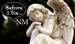 Before I Die NM 2021 Angel