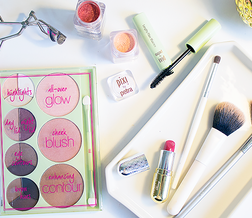 How-To: Party Pretty with Pixi Palette Rosette