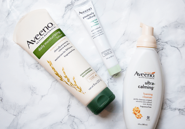 Aveeno Lotions and Cleansers at Rite Aid