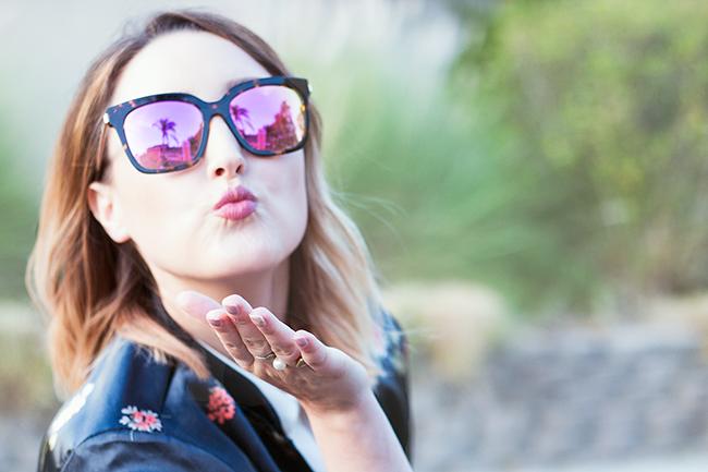 Diff Eyewear Sunglasses- Bella