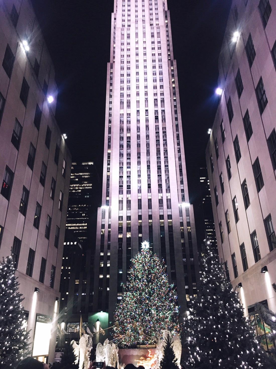 Rockefeller Center NYC, A Good Hue