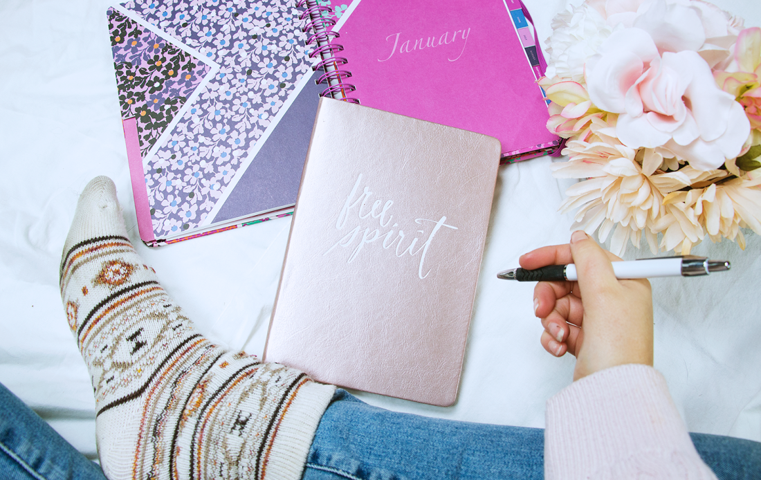 A Good Hue- Making and Keeping Goals & Resolutions