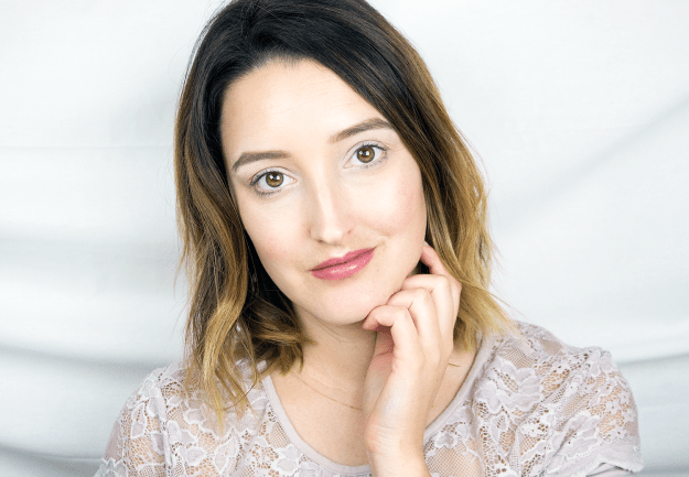 Winter Lipstick Favorites: Glo Skin Beauty Lipstick in French Nude | A Good Hue
