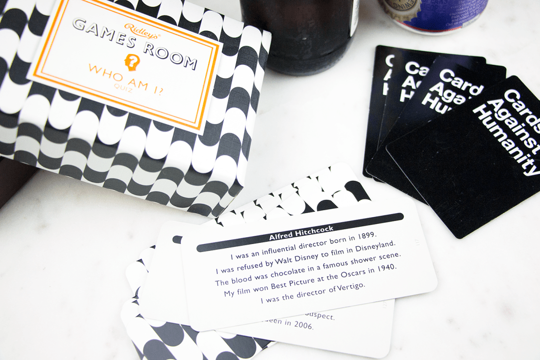 Date Night Idea: Couples Game Night | A Good Hue