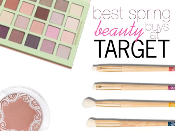 Best Spring Beauty Buys at Target | A Good Hue