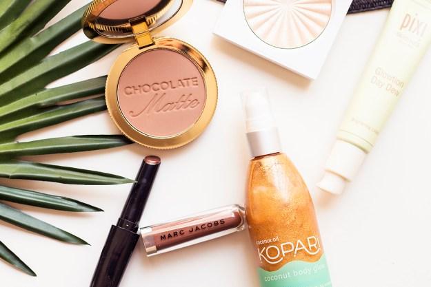 Summer Glow Makeup   A Good Hue