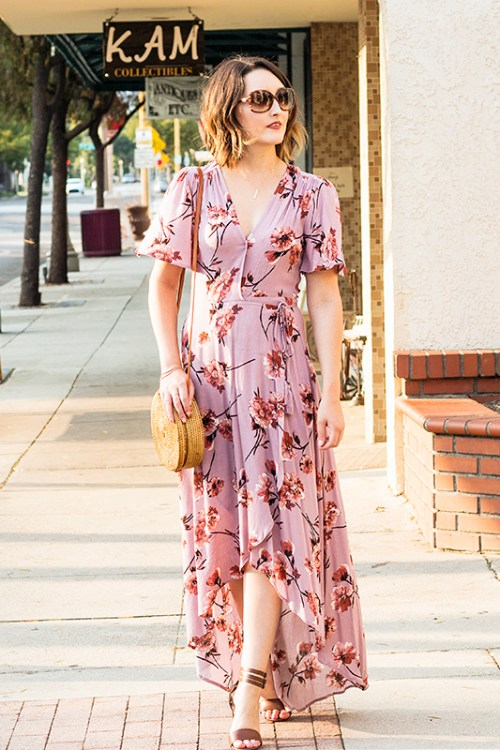 Style Must: Summer Floral Maxi Dress