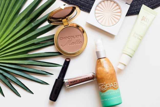 Summer Glow Makeup | A Good Hue
