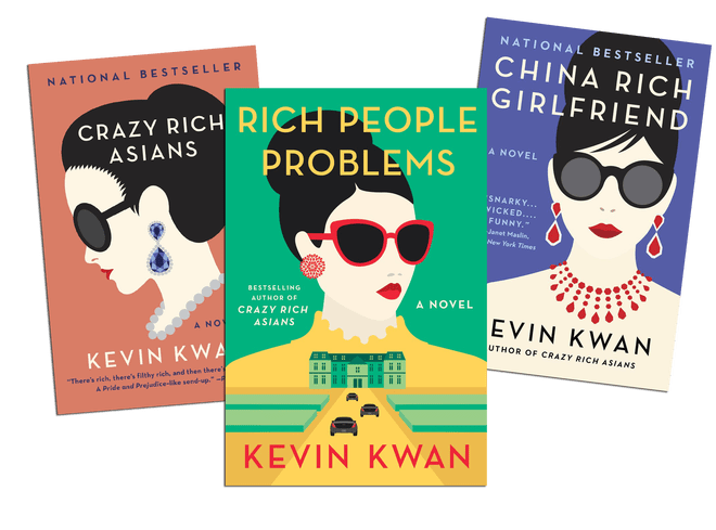 Summer Reading List: Crazy Rich Asians trilogy | A Good Hue