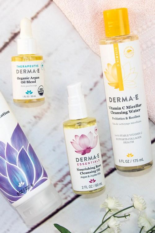 Review: DERMA E Natural Skincare