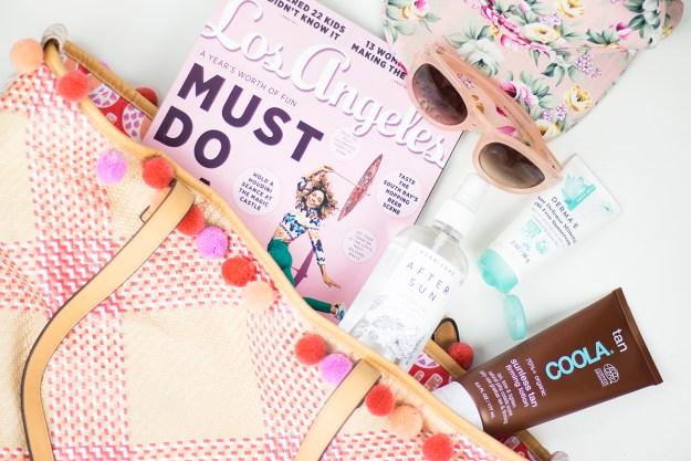 Sun-Safe Beach Bag Beauty Essentials   A Good Hue
