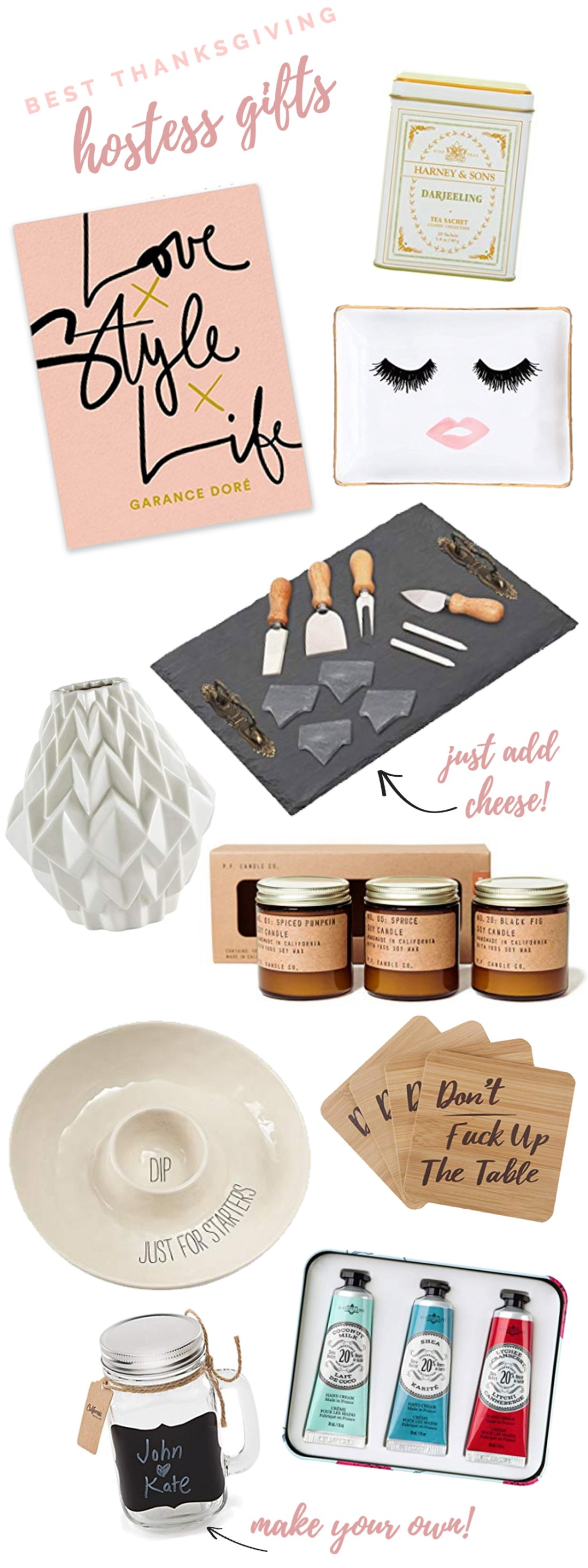 Best Thanksgiving Hostess Gifts from Amazon   A Good Hue