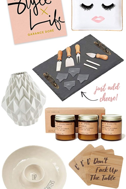 Best Thanksgiving Hostess Gifts from Amazon + GIVEAWAY