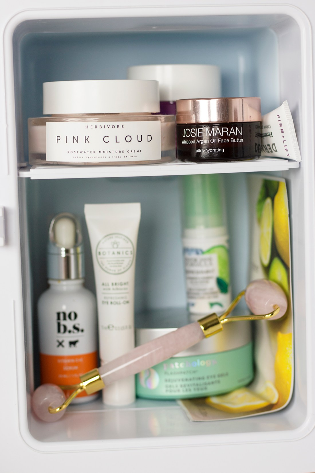 What I Keep in My Skincare Fridge | A Good Hue