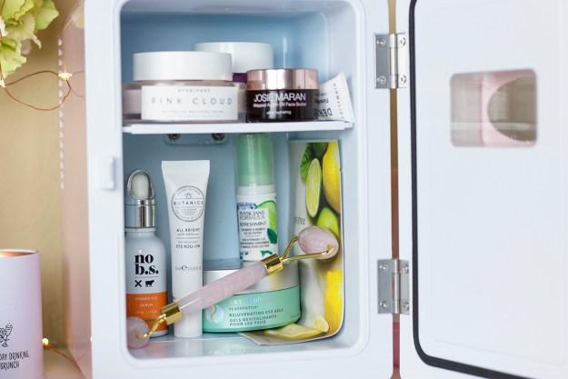 What I Keep in My Skincare Fridge | A Good Hue