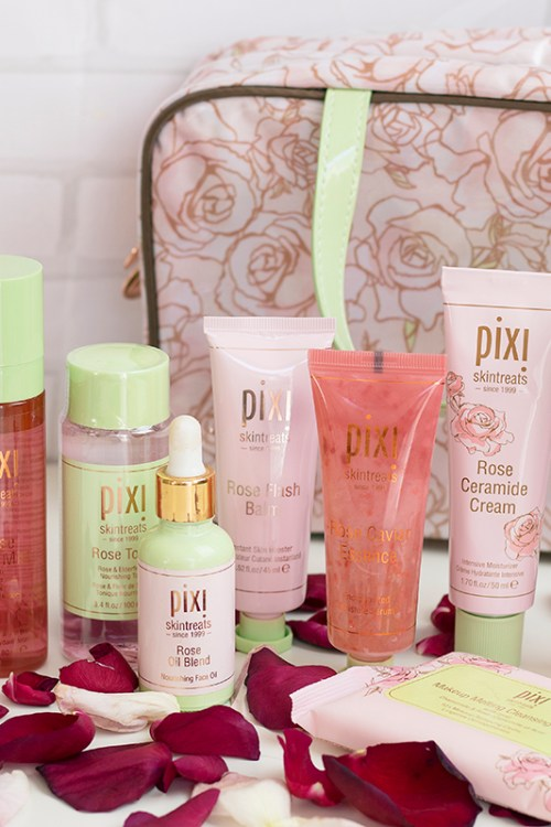 Review: Pixi Beauty Rose-Infused Skintreats