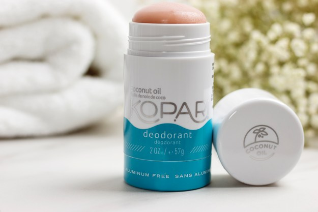 The Best Natural Deodorant: Kopari Coconut Oil Deodorant | A Good Hue