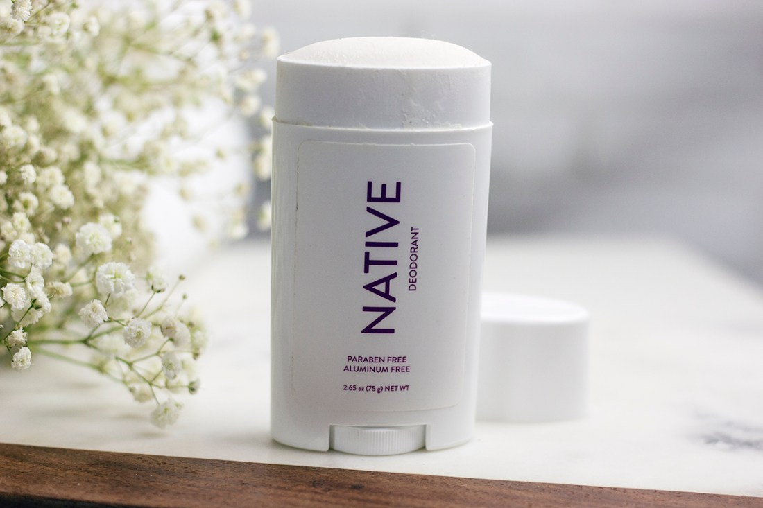 The Best Natural Deodorant: Native Deodorant   A Good Hue