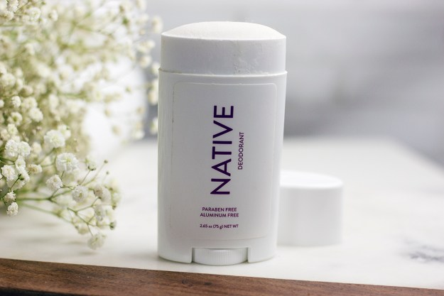 The Best Natural Deodorant: Native Deodorant | A Good Hue