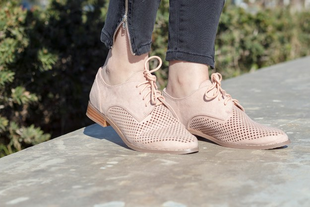 Just Fab Modern Prep Oxford Shoes | A Good Hue