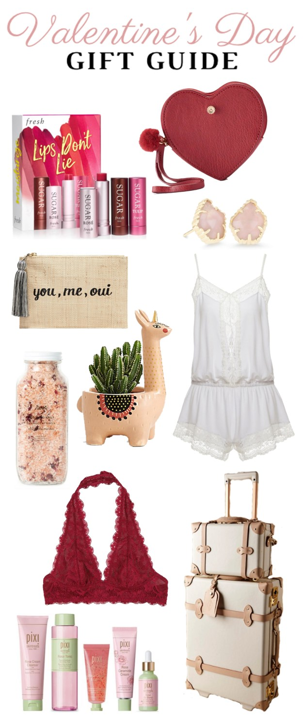 Valentine's Day Gifts for Her | A Good Hue