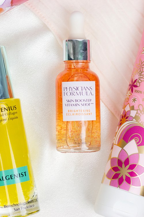 My Current Spring Beauty Favorites