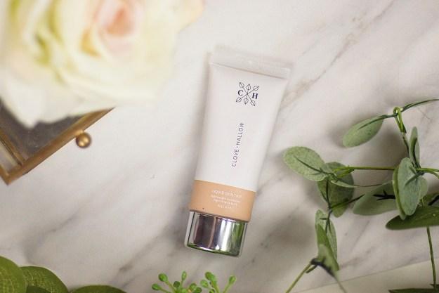 CLOVE & HALLOW Liquid Skin Tint   A Good Hue