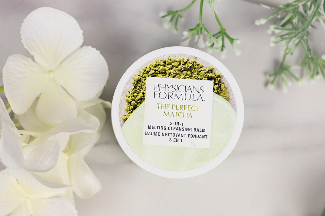 Matcha Love: Physicians Formula The Perfect Matcha Cleansing Balm | A Good Hue