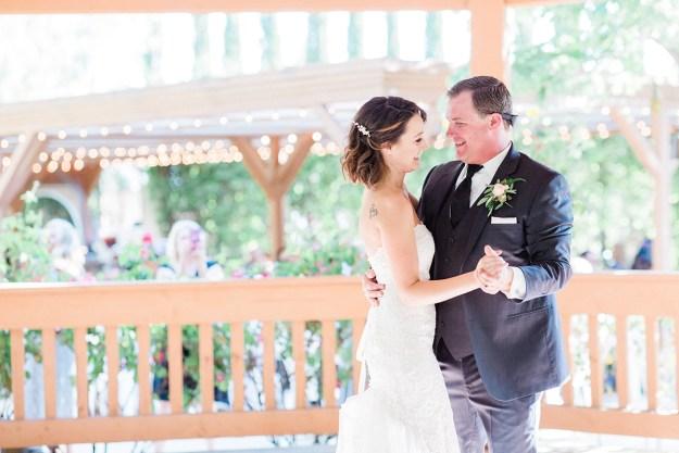 Wedding Reception First Dance | A Good Hue