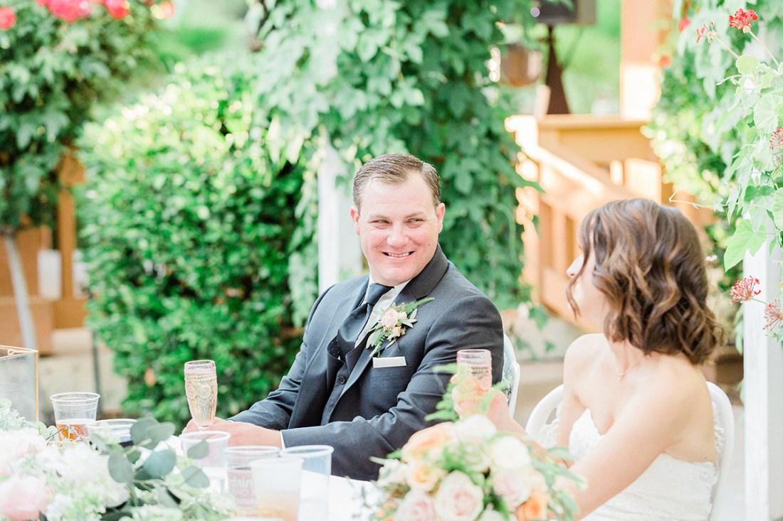 Our Wedding Reception | A Good Hue