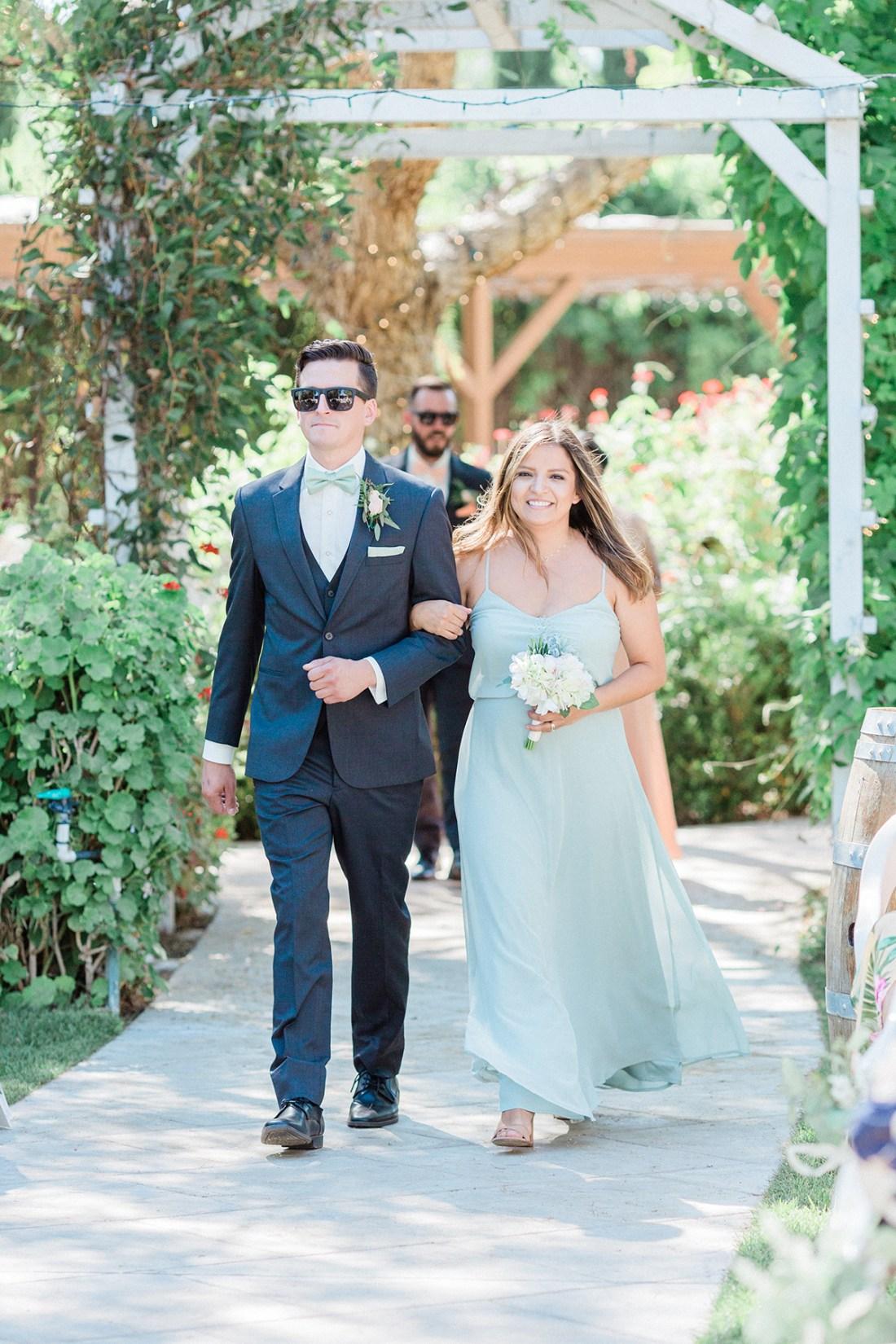 Amanda & Steve's Wedding- Bridal Party   A Good Hue